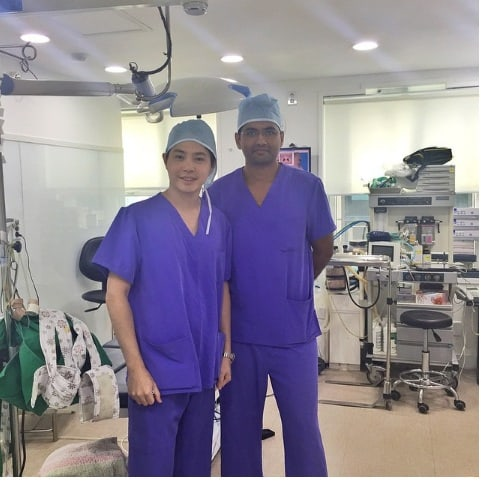 Dr.Santosh from India