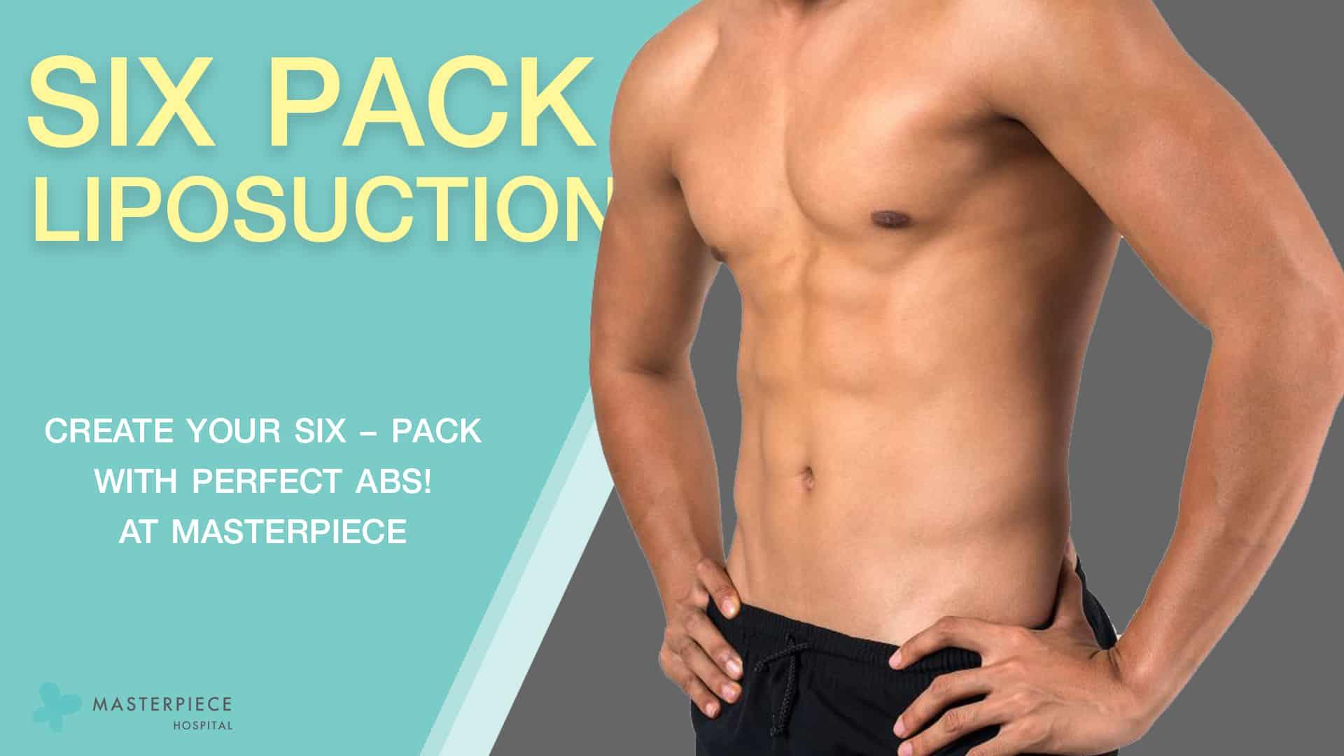 Six Pack Abs Vaser Liposuction Masterpiece Hospital
